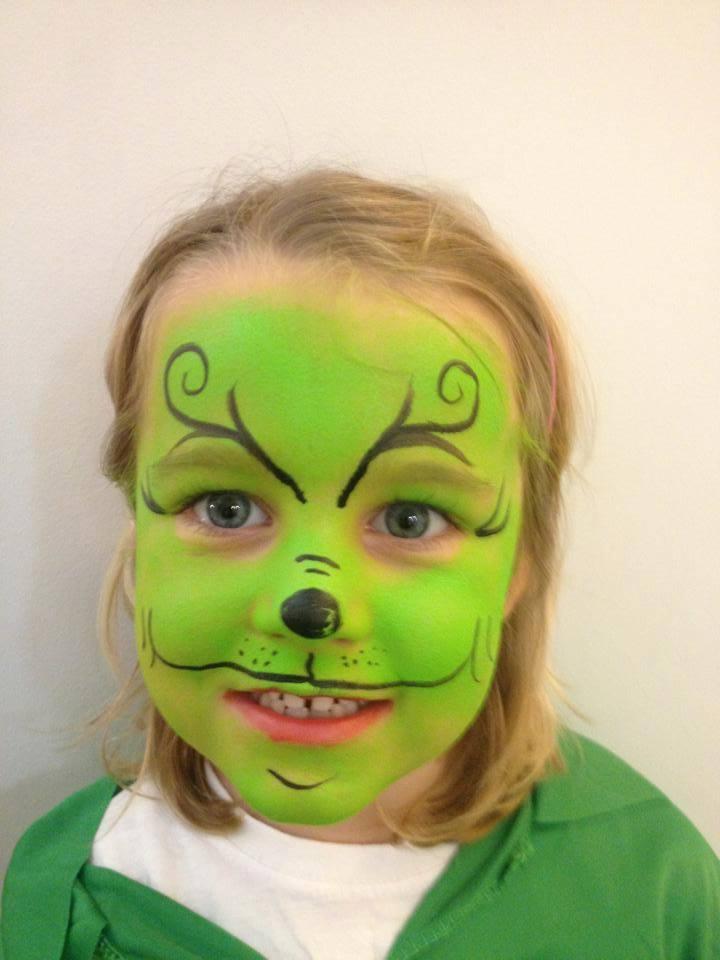 face paintinig in essex